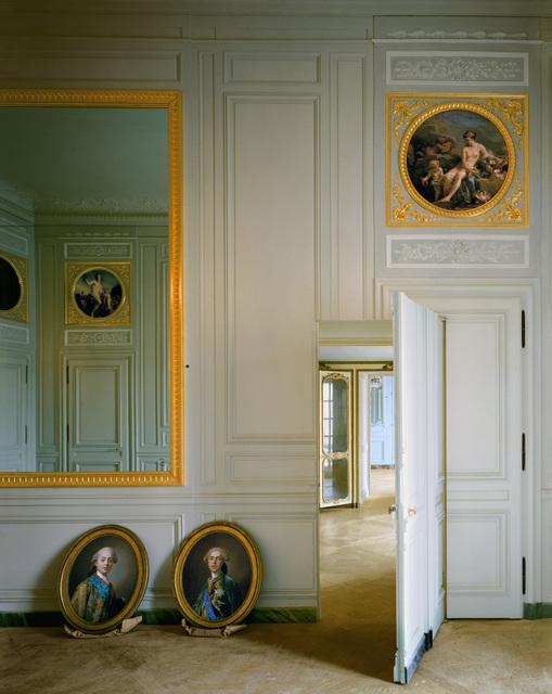 , 'Cabinet Interieur de Madame Adélaide,' 1986, CAMERA WORK