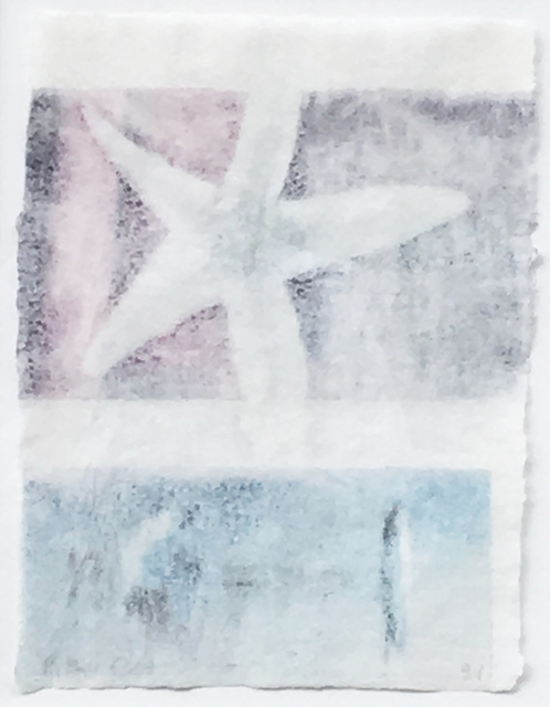, 'Untitled (Starfish),' 1991, Eckert Fine Art
