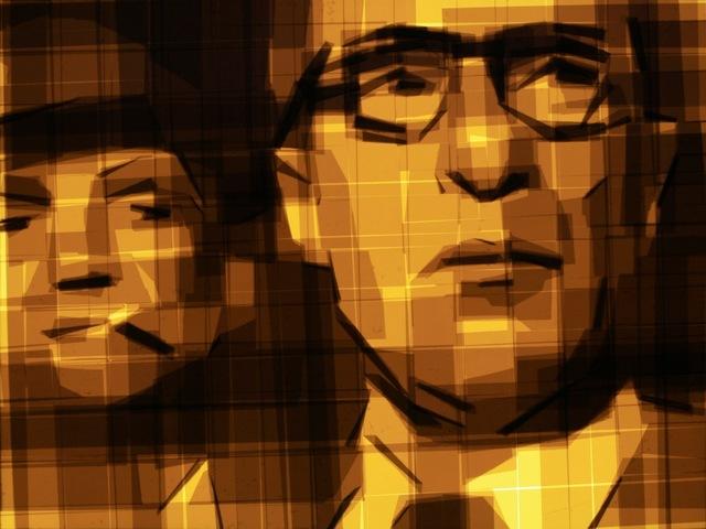 , 'Man in Glasses,' 2016, Adelson Galleries
