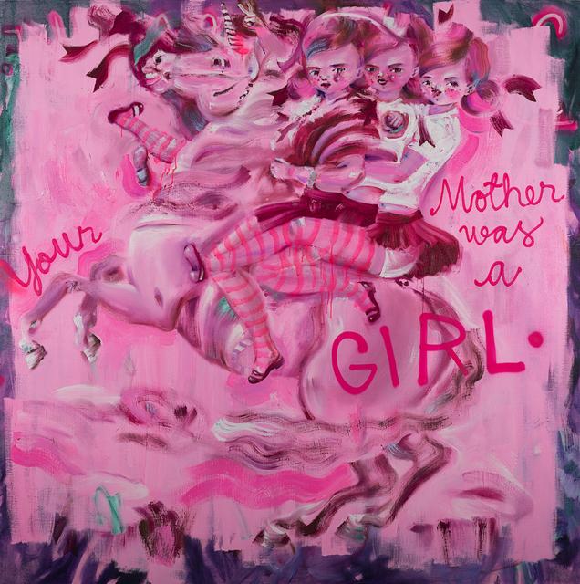 Katja Tukiainen, 'Your mother was a GIRL', 2018, MAKASIINI CONTEMPORARY
