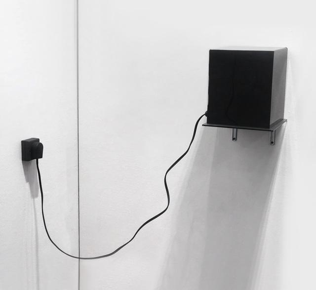 , 'Una necesidad para cada máquina / De la serie Klapaucius,' 2017, EL GRAN VIDRIO