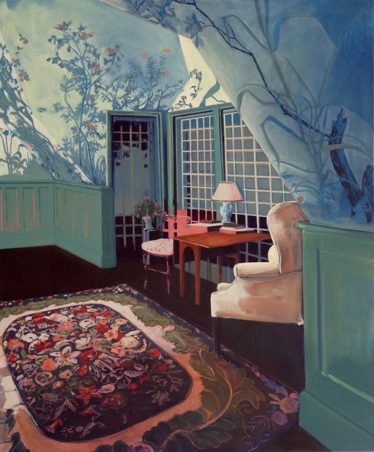 , 'Interior,' 2015, Cynthia Corbett Gallery