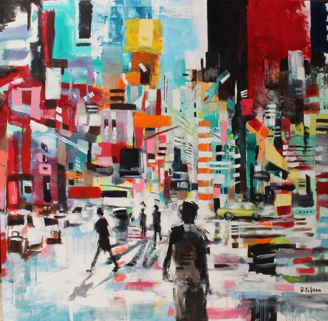 , 'Pulse,' 2015, Woodward Gallery