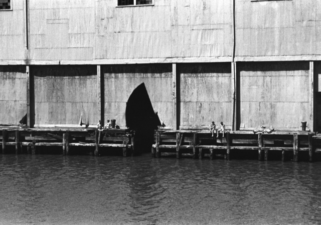 , 'The Piers (With couple engaged in sex act),' 1975-1986, MoMA PS1