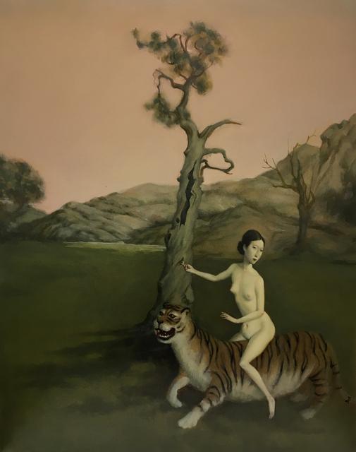 , 'Durga,' 2017, Gallery House
