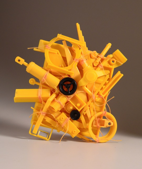 , 'Cat Yellow Pile, Brooch,' 2014, Gallery Loupe