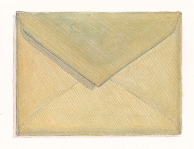 , 'Small Gift Envelope,' 2016, Garvey | Simon