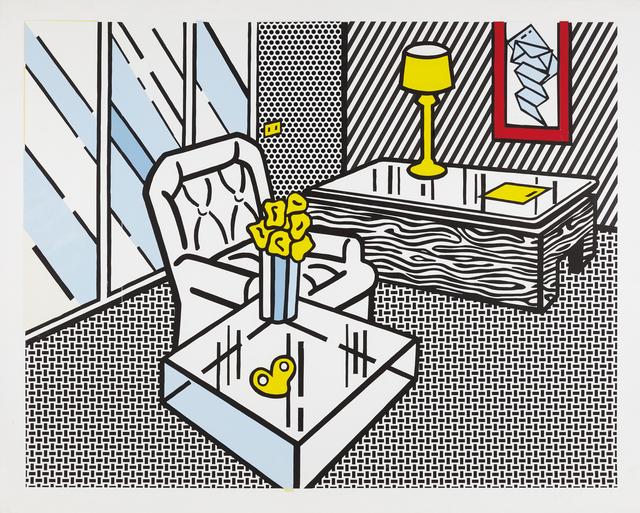 Roy Lichtenstein, 'The Den - Unique State', 1990-96, Phillips