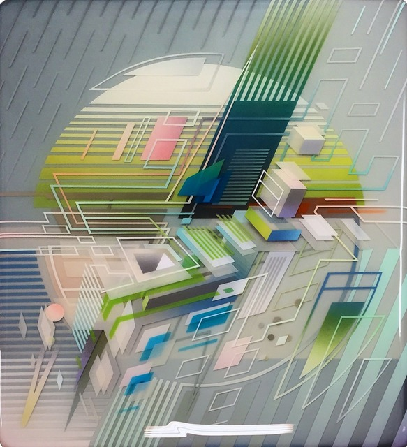 , 'Traversal,' 2015, Joseph Gross Gallery