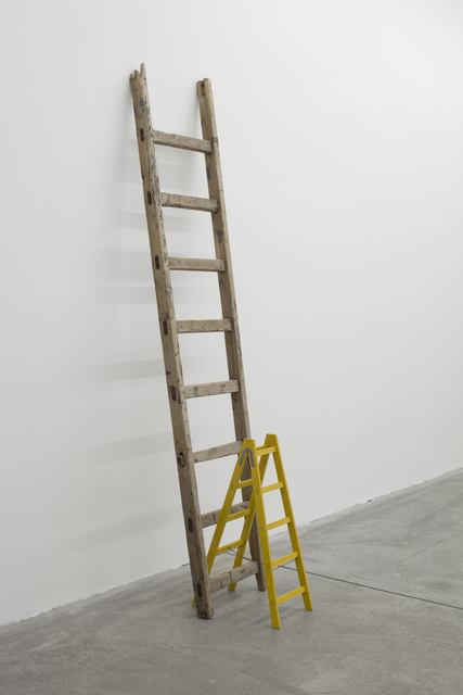 , 'Third Way,' 2013, kurimanzutto