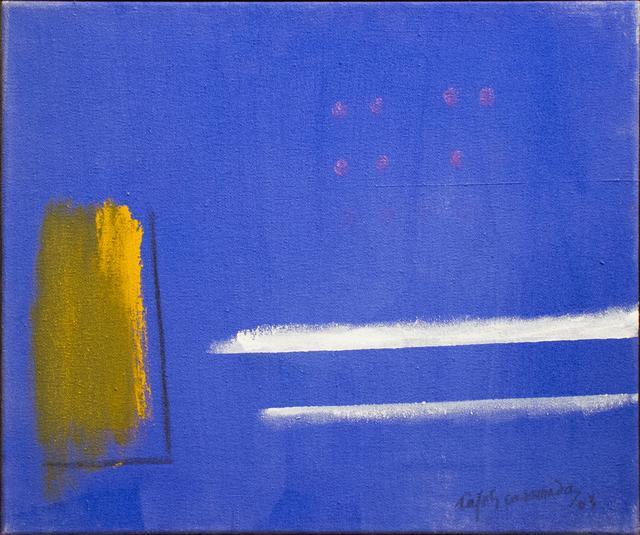 , 'Doble horizonte,' 2003, Fernández-Braso