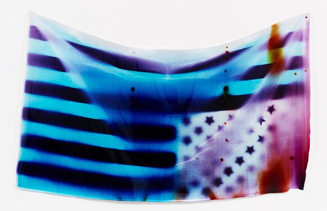 , 'Distress (Blue),' 2017, Danziger Gallery