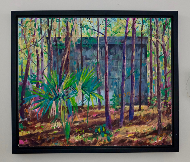 , 'Cross Florida Barge Canal #1,' 2018, Helikon Gallery & Studios