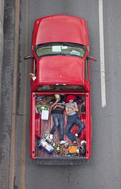 Alejandro Cartagena, 'Carpoolers #32', 2011, Circuit Gallery