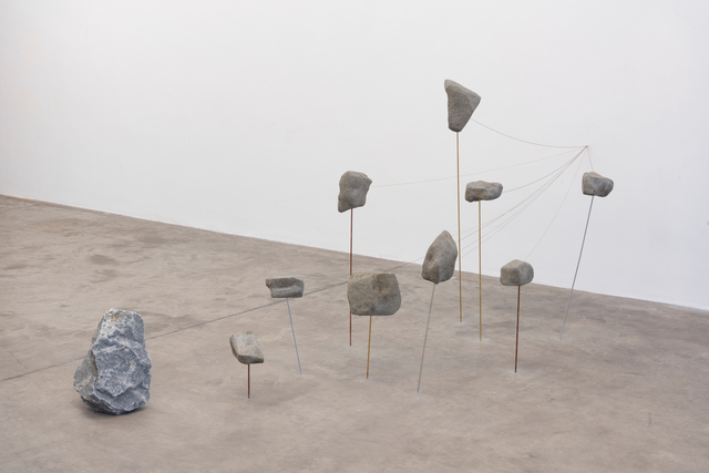 , 'Social Contract,' 2018, Fortes D'Aloia & Gabriel