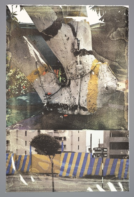 Robert Rauschenberg, 'Fashion (Tribute 21)', 1994, San Francisco Museum of Modern Art (SFMOMA)