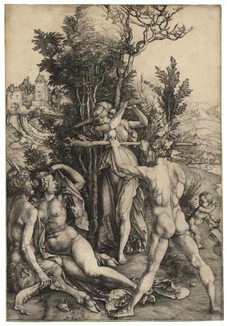 , 'Hercules,' , C. G. Boerner