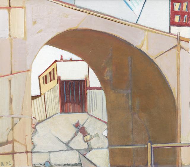 , 'Brücke in Durban,' 2006, Galerie Kleindienst