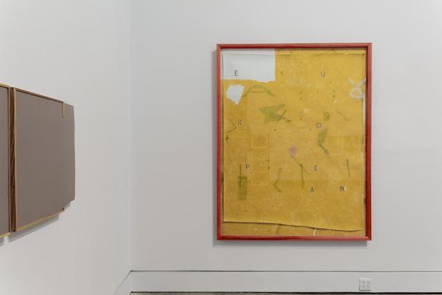 , 'European Drawing,' 2018, Queens Museum