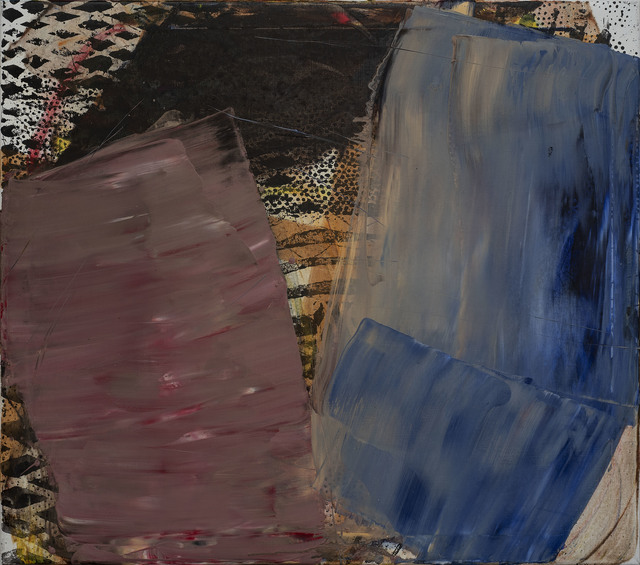 Vladimír Ossif, 'Untitled', 2019, Acrylic and oil on canvas, ZAHORIAN & VAN ESPEN