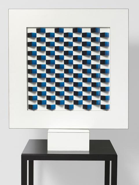 Lillian Florsheim, 'Black, Blue and Red', 1965, RCM Galerie