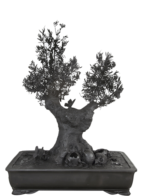 Philippe Pasqua, 'Olive Tree', 2017, Zemack Contemporary Art
