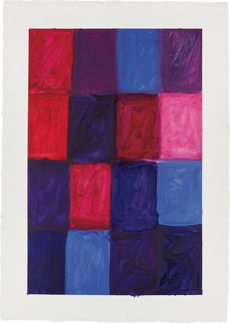 Mary Heilmann, 'R.E.M.', 1996, Phillips