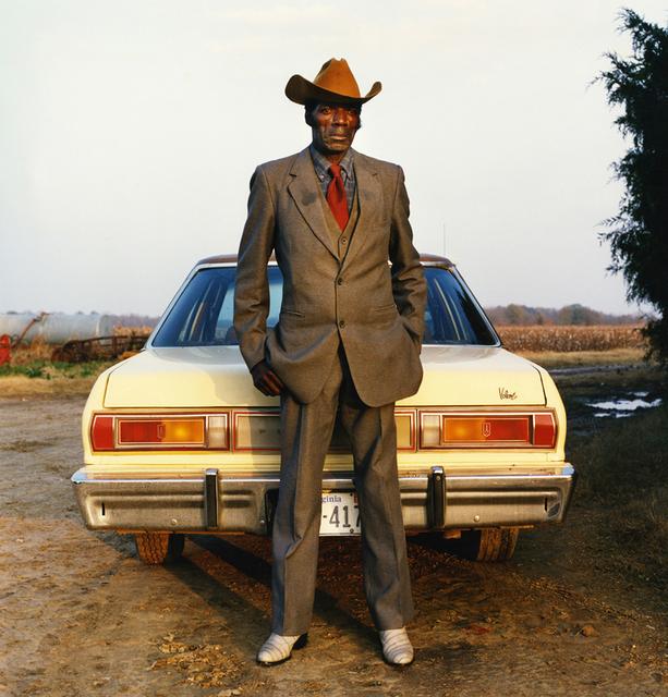 , 'Manuel, Shaw, Mississippi,' 1989, David Hill Gallery