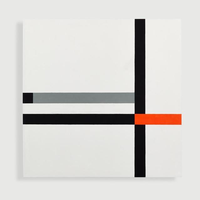 , 'Tensiones Lineales 5,' 2017, Durban Segnini Gallery