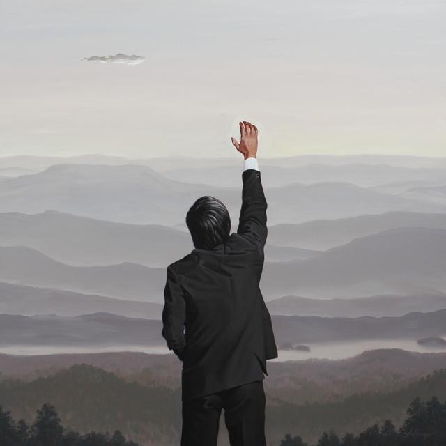 , 'Reach 2 ,' 2017, Greg Thompson Fine Art