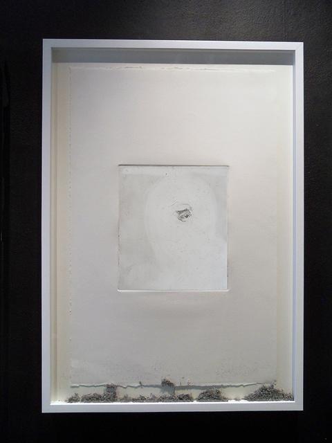 , 'Effacing Memory#1,' 2014, Jozsa