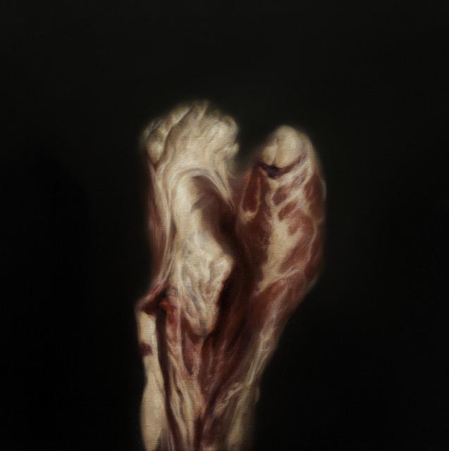 , 'Study (Portrait Head) 2,' 2014, Flowers