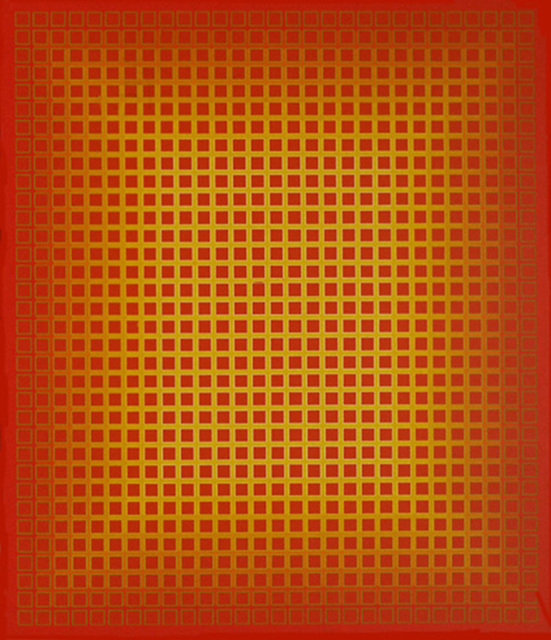 , 'Sequential Chroma I,' 1980, The Bonfoey Gallery