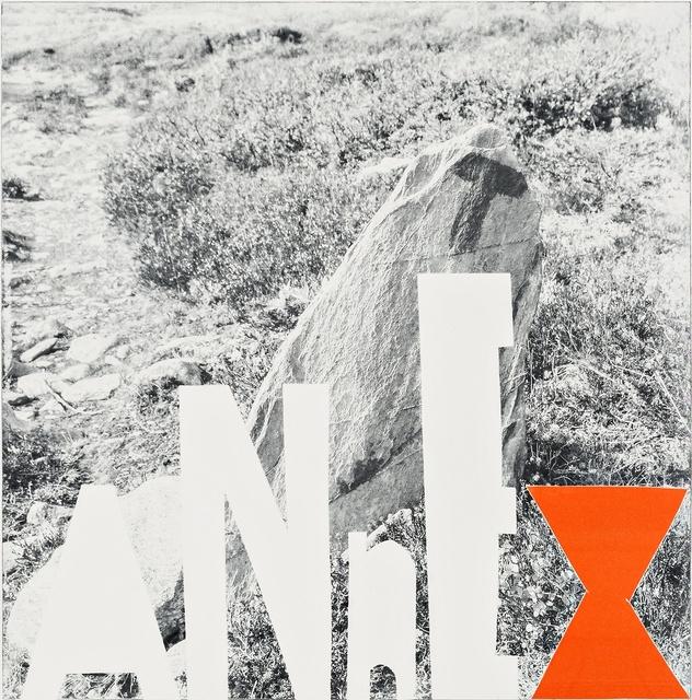 , 'Annex,' 2016, Paul Stolper Gallery