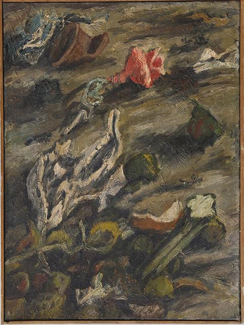 , 'Déchêts 3,' 1952, Galerie Gabrielle Maubrie