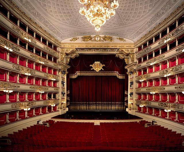 , 'Teatro La Scala I, Milano,' 2000, Holden Luntz Gallery