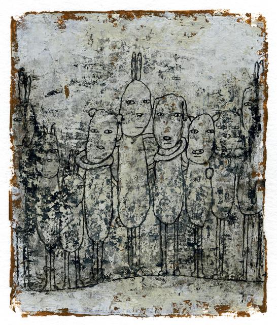 , 'Crowd No. 16,' 2016, Clark Gallery