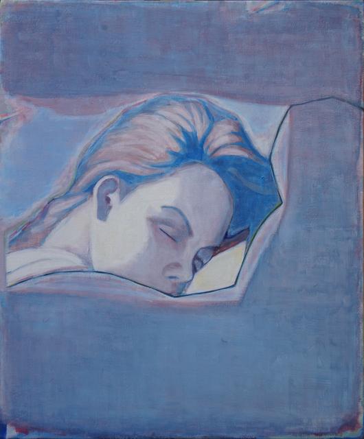 Tang Yongxiang, 'Sleeping Portrait', 2014, Eli Klein Gallery