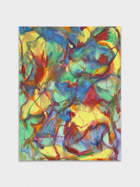 , 'Not Yet Titled ,' 2016, Galerie Maria Bernheim