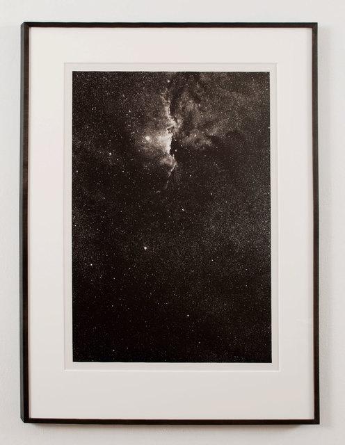 Thomas Ruff, 'Stern 16h 30m/ - 50 Grad', 1990/1994, Brooke Alexander, Inc.