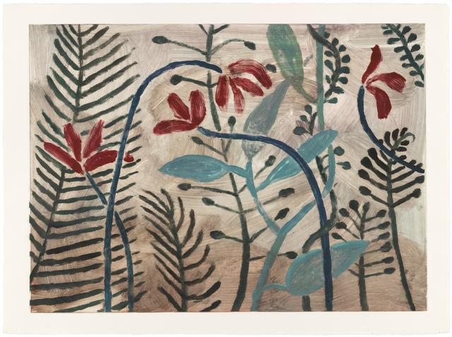 Judy Kensley McKie, 'Ferns and Flowers', undated, Gallery NAGA