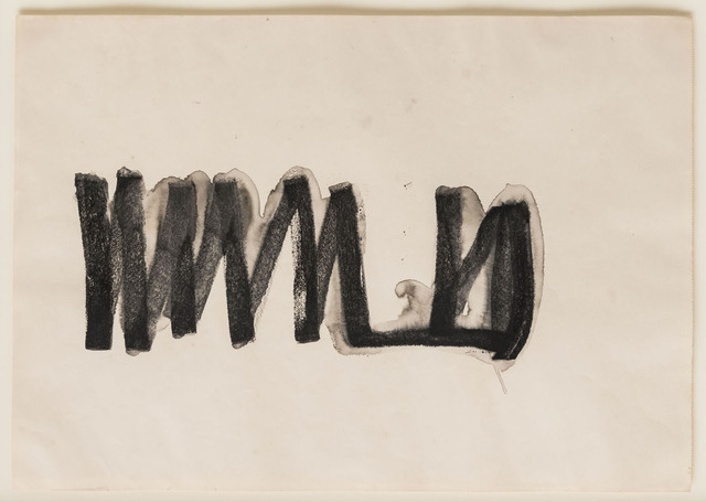 , 'Untitled [from the Aguadas series],' c. 1963, Bergamin & Gomide