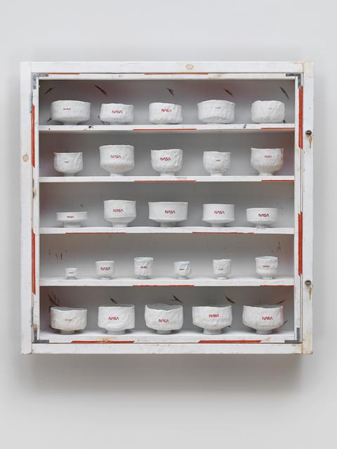 , 'Small Chawan Cabinet,' 2014, Salon 94