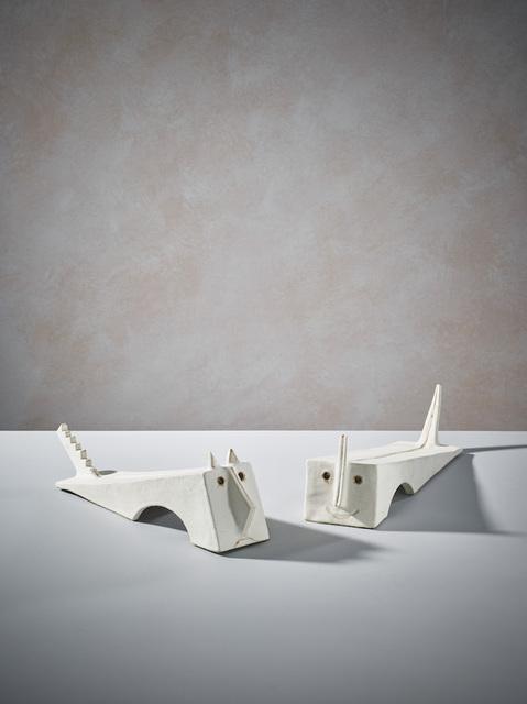 , 'Ceramic Animals ,' 2000-2015, 18 Davies Street Gallery
