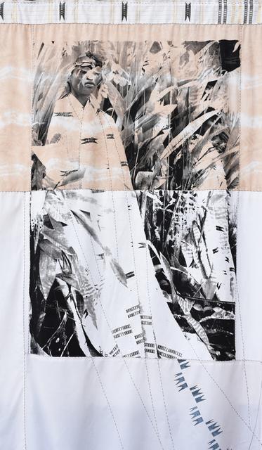, 'One of me II,' 2017, Mariane Ibrahim Gallery