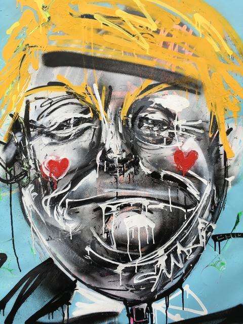 , 'Donald Trump Superstar ,' 2017, curator19.90
