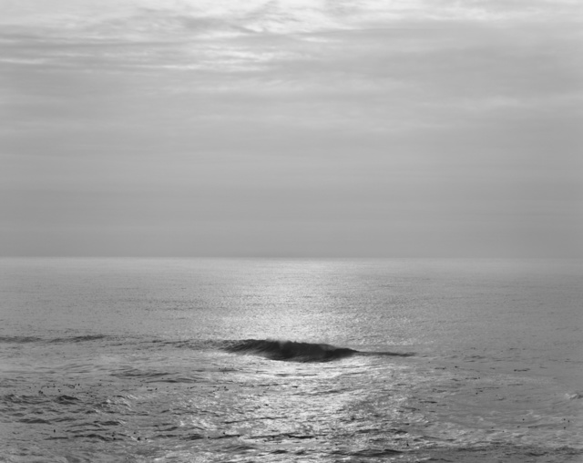 , 'Single Wave, Pacific Ocean,' 2010, Robert Mann Gallery