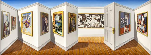 , 'Picassoish,' 2013, Hanmi Gallery