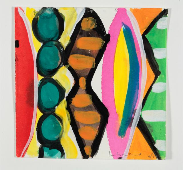 , 'Woman with Mirror. (Canvas #16),' 2007, Rosamund Felsen Gallery