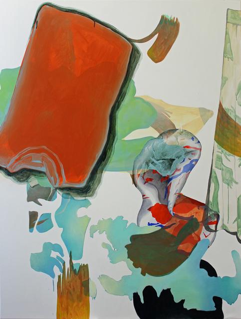 , 'Ripley's Game,' 2016, Christine König Galerie